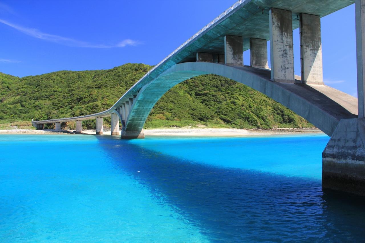 ケラマ 阿嘉大橋