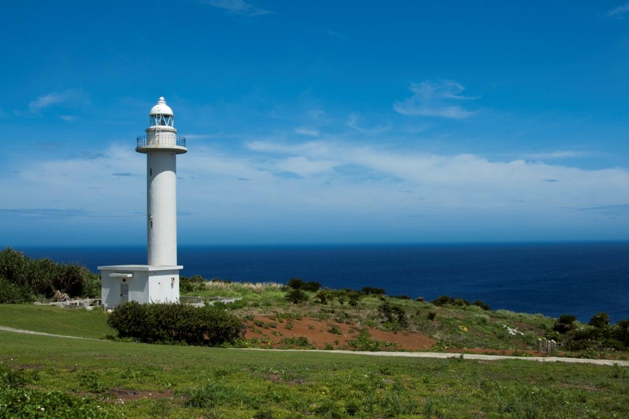 沖永良部島 灯台