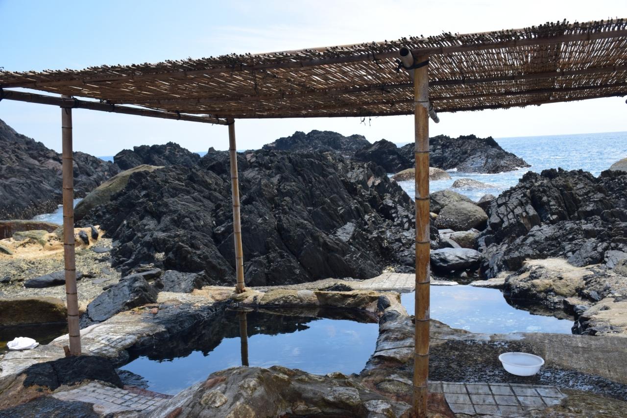 屋久島海中温泉