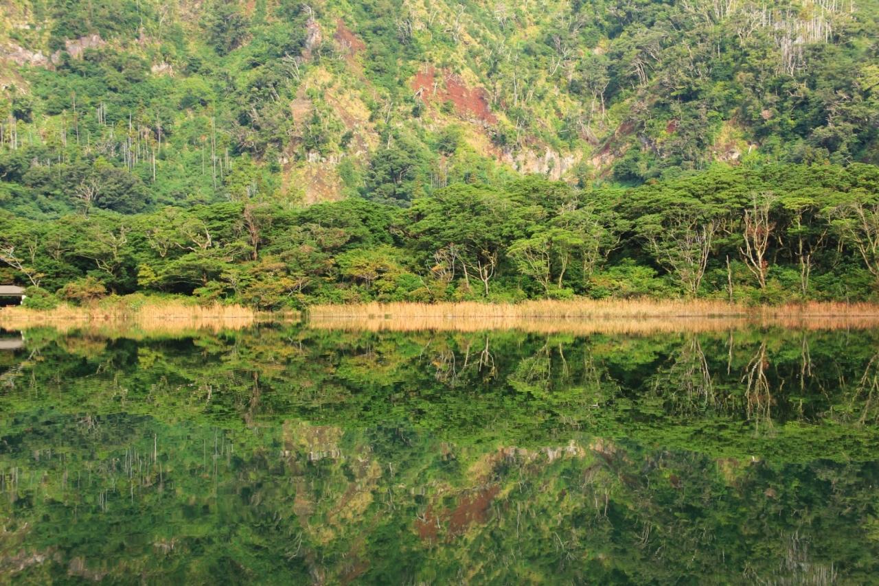 三宅島 大路池