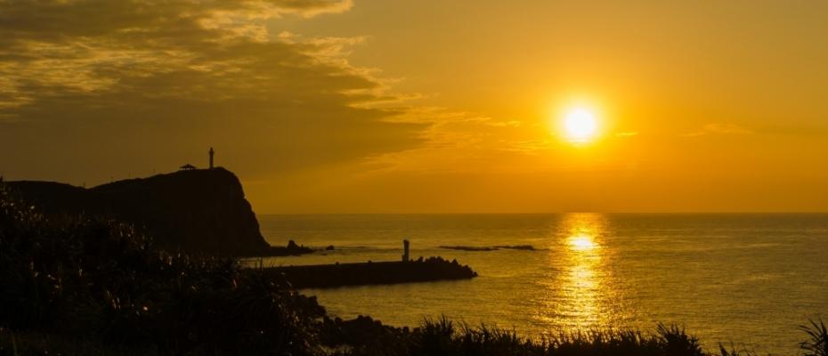 日本最西端の地与那国島