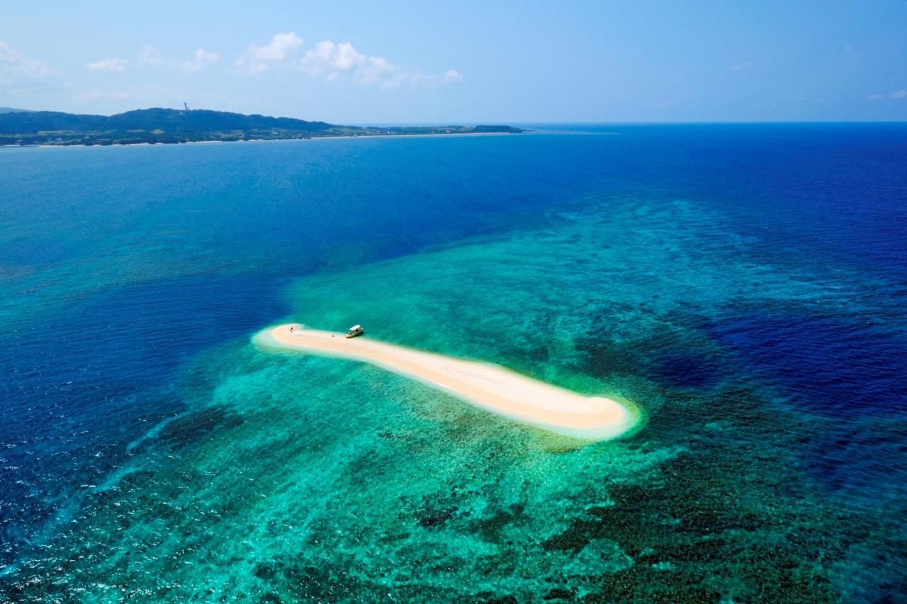 西表島バラス島