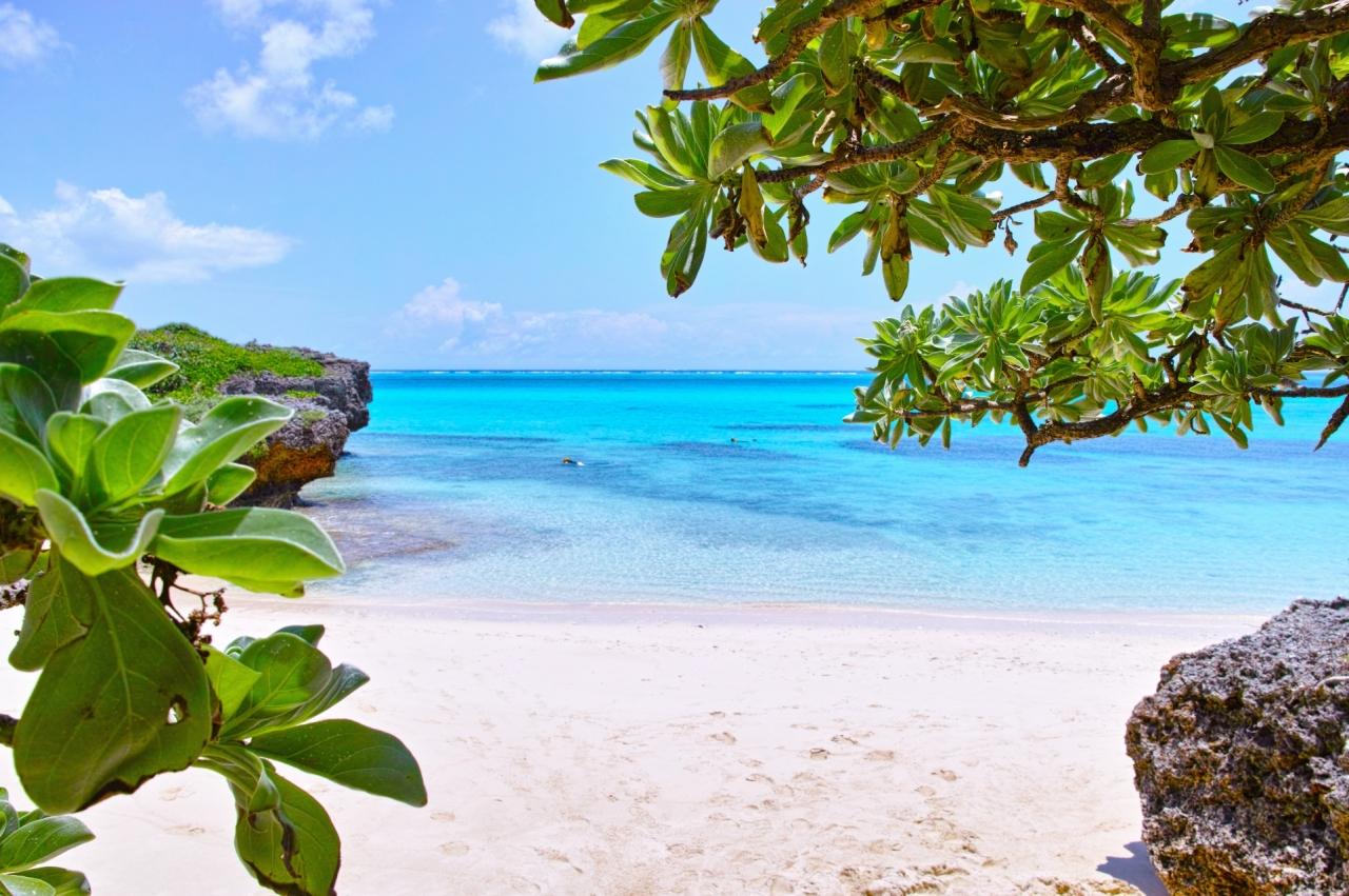 池間島 ビーチ