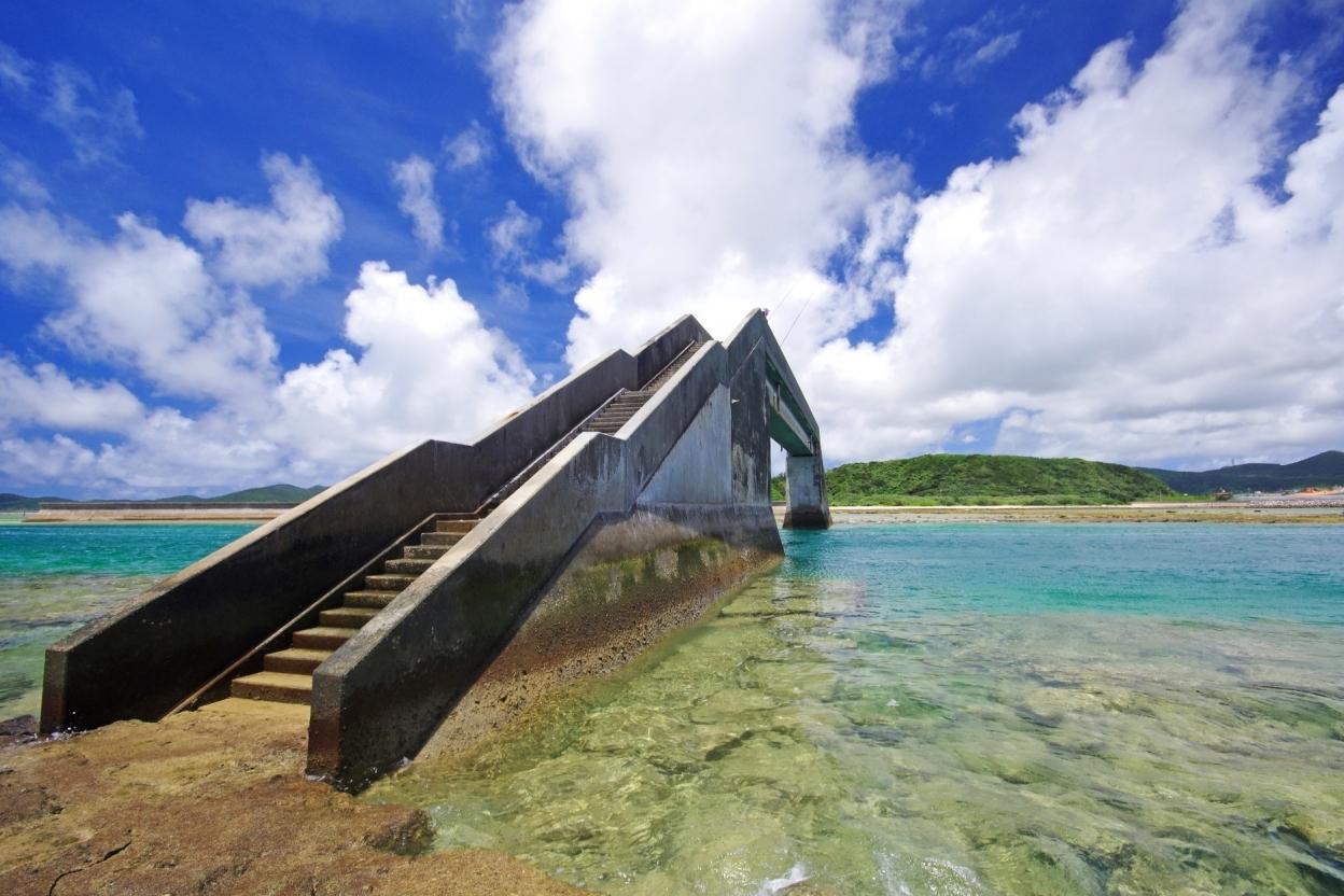 久米島シールガチ橋