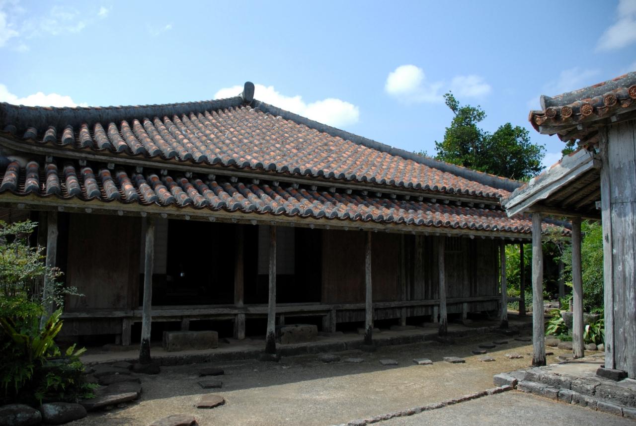 久米島 上江洲家
